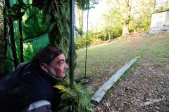 Palomeras - Esperando a dejar caer las redes
