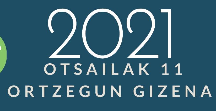 Ortzegun Gizen 2021